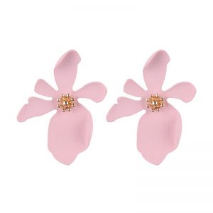 Cercei floral tip orhidee - EVA's